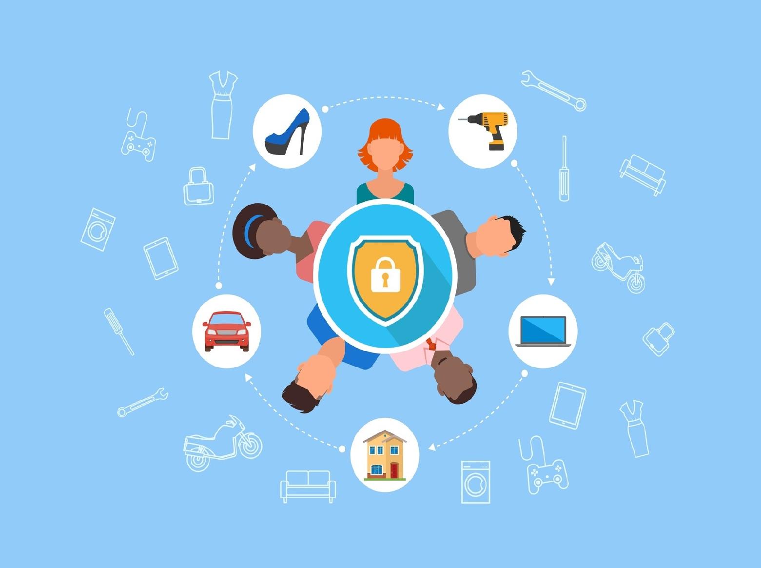 هویت دیجیتال و سودآوری بیشتر برای کسب و کار ها در اقتصاد مشارکتی
