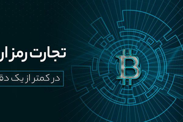 eKYC و تجارت رمز ارز ها در کمتر از ۱ دقیقه!