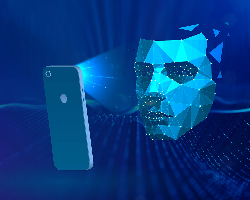 پردازش تصویر Image Processing تشخیص تصویر زنده Liveness Check