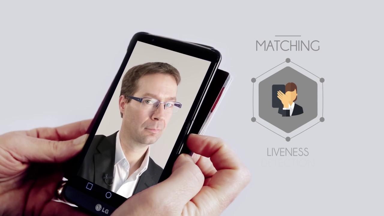 خدمات e-KYC با استفاده از تکنولوژی پردازش تصویر face recognition