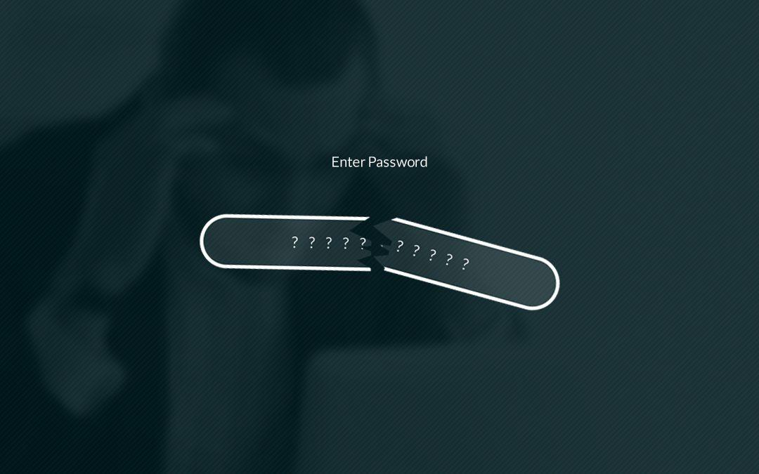 ۱۰ دلیل که نشان میدهد عمر رمزهای عبور رو به پایان است