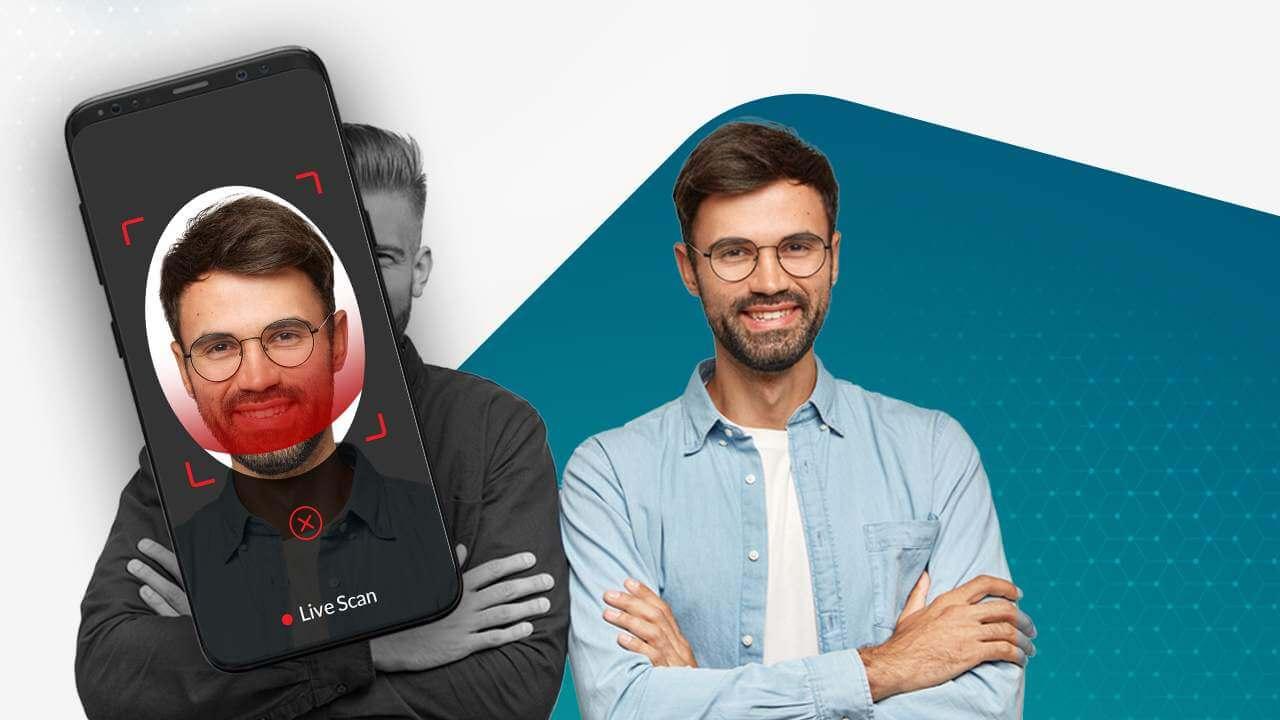 مقابله با جعل هویت با استفاده از فناوری تشخیص زنده بودن تصویر و هوش مصنوعی