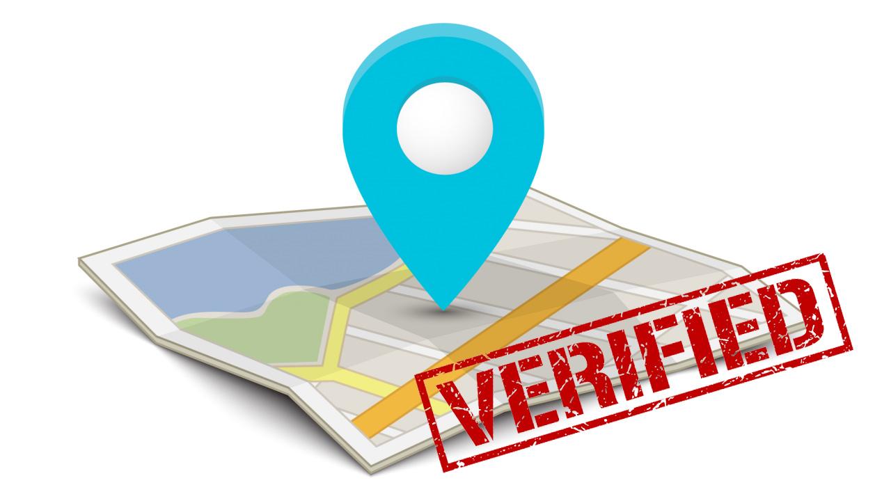 احراز هویت آدرس پستی